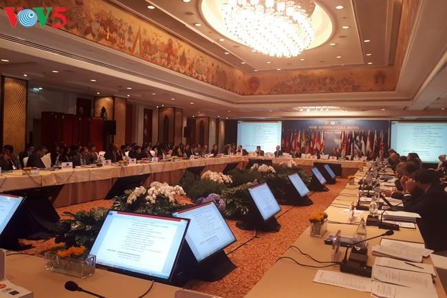 EU và ASEAN tăng cường hợp tác sâu rộng, thúc đẩy chủ nghĩa đa phương - ảnh 1