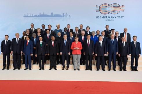 Thủ tướng nêu thông điệp về tầm quan trọng của hợp tác ứng phó biến đổi khí hậu tại Hội nghị G20 - ảnh 1