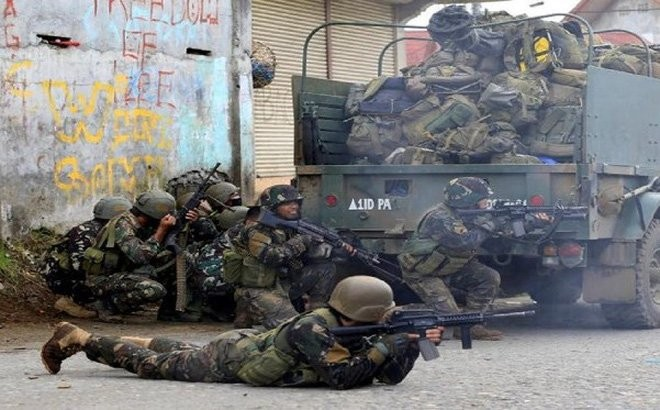 Việt Nam đề nghị Philippines đảm bảo an toàn cho các công dân của Việt Nam - ảnh 1