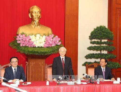 Tăng cường quảng bá hình ảnh Việt Nam với bạn bè quốc tế - ảnh 1