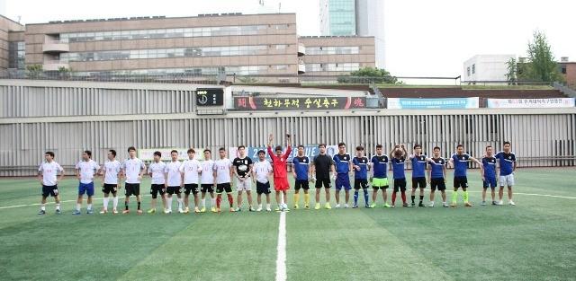 Khai mạc Đại hội Thể dục thể thao của sinh viên Việt Nam tại Hàn Quốc năm 2017 - ảnh 1
