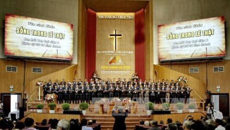 Đại hội đồng Hội thánh Tin lành Việt Nam (miền Nam) - ảnh 1