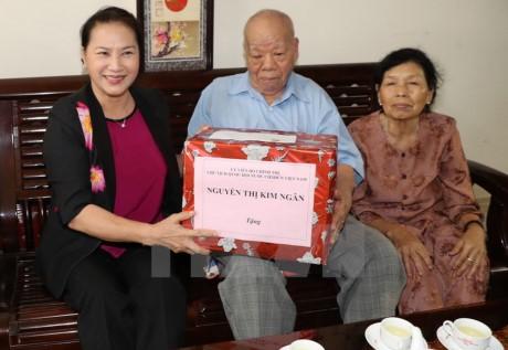 Quyết định tặng quà của Chủ tịch nước nhân kỷ niệm 70 năm Ngày Thương binh - Liệt sĩ - ảnh 1