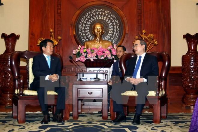 Đề xuất thành lập Trung tâm hỗ trợ khởi nghiệp Hàn Quốc tại Thành phố Hồ Chí Minh - ảnh 1