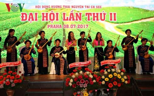 Người Thái Nguyên tại Séc tổ chức Đại hội lần 2 Hội đồng hương - ảnh 2