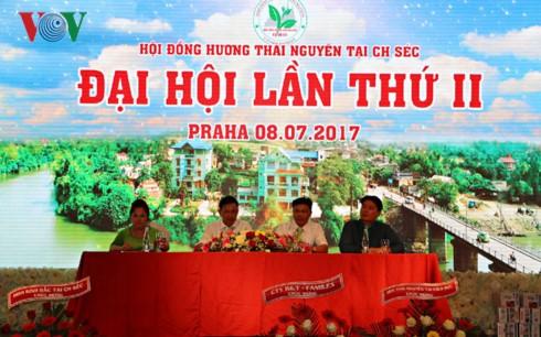 Người Thái Nguyên tại Séc tổ chức Đại hội lần 2 Hội đồng hương - ảnh 1