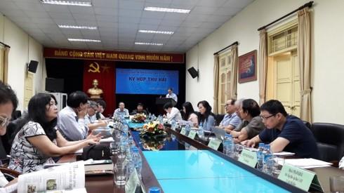 Kỳ họp thứ 2 Hội đồng Lý luận, phê bình văn học, nghệ thuật Trung ương - ảnh 1