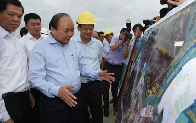 Thủ tướng Nguyễn Xuân Phúc làm việc tại tỉnh Bà Rịa-Vũng Tàu - ảnh 1
