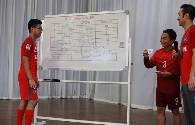 Những trận đấu sôi nổi trong khuôn khổ Đại hội thể dục thể thao của VSAK - ảnh 5