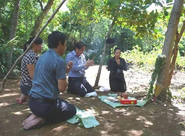 Còn sức khỏe, thương binh Nguyễn Huy Thắng, kiều bào CHLB Đức còn trở lại thăm chiến trường xưa - ảnh 3