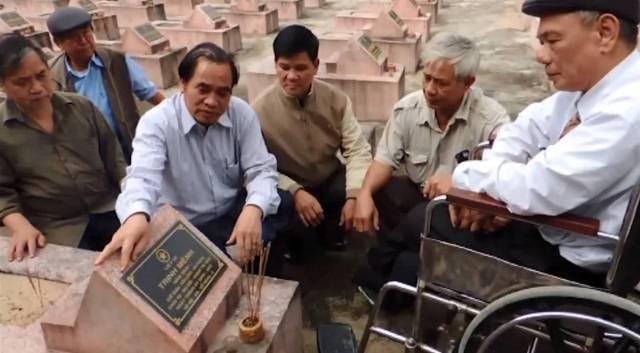 Còn sức khỏe, thương binh Nguyễn Huy Thắng, kiều bào CHLB Đức còn trở lại thăm chiến trường xưa - ảnh 2