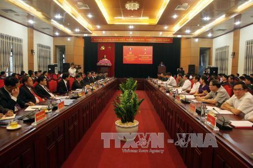 Hợp tác đào tạo giữa tỉnh Sơn La với các tỉnh Bắc Lào - ảnh 1