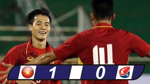 Đội bóng U22 Việt Nam thắng 1 - 0 trước đội các Ngôi sao K.League  - ảnh 1