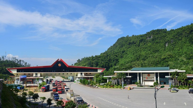 Trung Quốc lập phòng cấp thị thực tại cửa khẩu Hữu Nghị Quan - ảnh 1