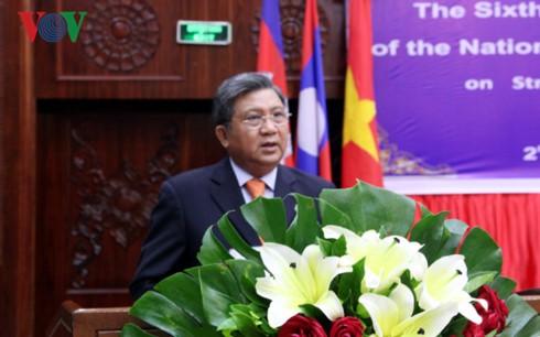 Tăng cường giám sát của Quốc hội với sáng kiến hợp tác khu vực Tam giác phát triển - ảnh 1