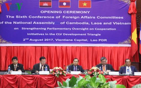 Tăng cường giám sát của Quốc hội với sáng kiến hợp tác khu vực Tam giác phát triển - ảnh 2