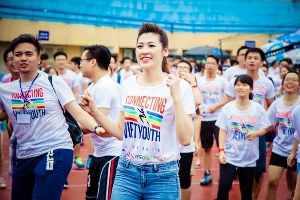 """Giải chạy """"Conecting Việt Youth - Kết nối tuổi trẻ Việt"""" gây quỹ từ thiện tổ chức tại Hà Nội  - ảnh 2"""