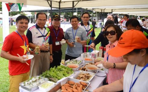 Sôi nổi ngày gia đình ASEAN tại Thái Lan - ảnh 2