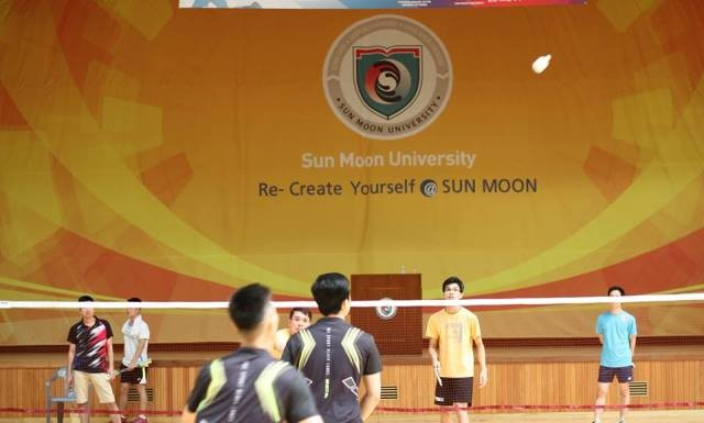 Sôi nổi Đại hội thể dục thể thao sinh viên VN tại Hàn Quốc lần thứ 10 - ảnh 10