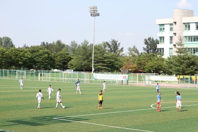 Sôi nổi Đại hội thể dục thể thao sinh viên VN tại Hàn Quốc lần thứ 10 - ảnh 8