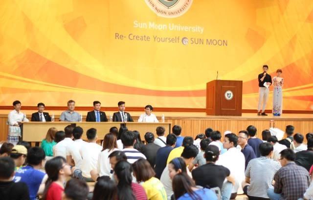 Sôi nổi Đại hội thể dục thể thao sinh viên VN tại Hàn Quốc lần thứ 10 - ảnh 5