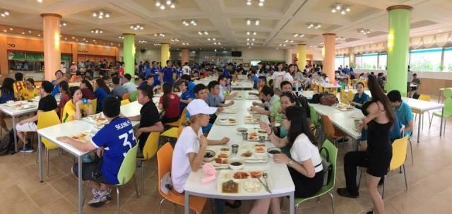 Sôi nổi Đại hội thể dục thể thao sinh viên VN tại Hàn Quốc lần thứ 10 - ảnh 17