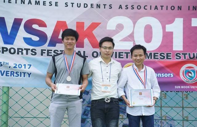 Sôi nổi Đại hội thể dục thể thao sinh viên VN tại Hàn Quốc lần thứ 10 - ảnh 19