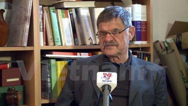 Học giả, nhà nghiên cứu Đức đánh giá cao vai trò của Việt Nam và ASEAN - ảnh 1