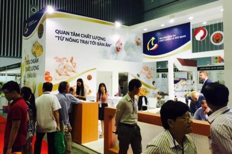 Hơn 500 doanh nghiệp tham dự chuỗi Triển lãm ngành Thực phẩm và Đồ uống - ảnh 1