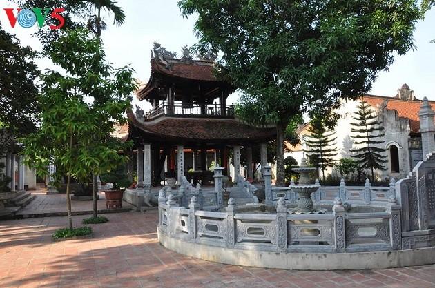 Nét kiến trúc truyền thống và kiến trúc Pháp ở làng Cự Đà - ảnh 3