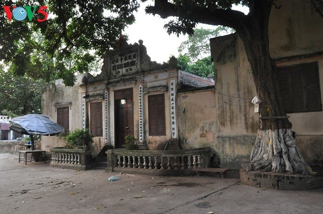 Nét kiến trúc truyền thống và kiến trúc Pháp ở làng Cự Đà - ảnh 6