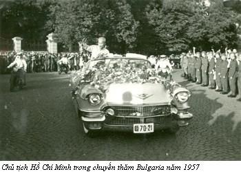 Hồ Chí Minh - sứ giả của tình hữu nghị và đoàn kết giữa các dân tộc - ảnh 1