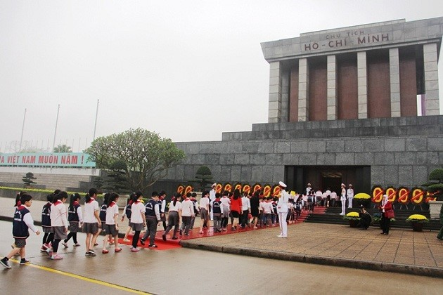 Vui Tết Độc lập - Nhớ Chủ tịch Hồ Chí Minh - ảnh 1