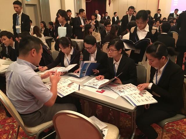Giao lưu sinh viên Việt Nam với các doanh nghiệp Nhật Bản - ảnh 2