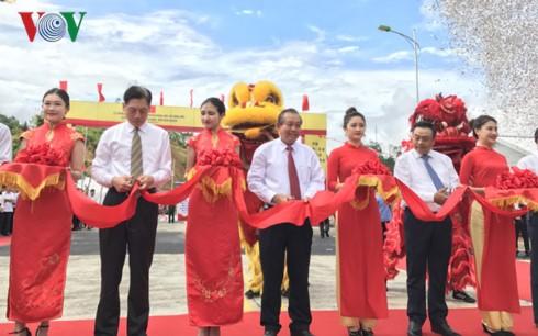 Thông xe tuyến đường chuyên dụng vận tải hàng hóa Việt Nam-Trung Quốc - ảnh 1