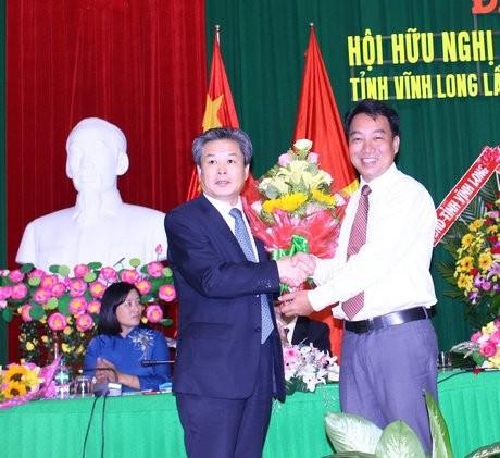 Phát huy vai trò cầu nối hợp tác của Hội hữu nghị Việt Nam-Trung Quốc tỉnh Vĩnh Long - ảnh 1