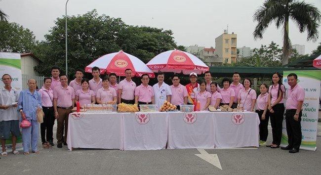 Charoen Pokphand Group – Thái Lan chung tay vì cộng đồng Việt - ảnh 1