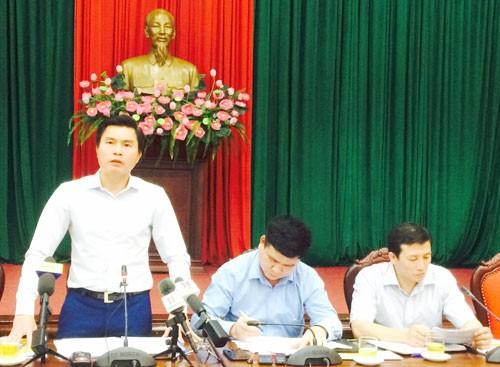 Hà Nội triển khai Đề án Bảo vệ môi trường làng nghề - ảnh 1