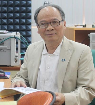 GS Huỳnh Hữu Tuệ: Giới trẻ Việt Nam ở nước ngoài hiện nay quan tâm đến sự phát triển của đất nước - ảnh 1