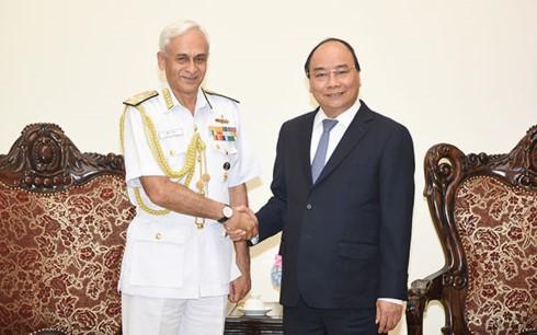 Quan hệ giữa quân đội Việt Nam-Ấn Độ đang phát triển tốt đẹp - ảnh 1