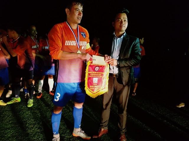 Sôi động giải bóng đá Daejeon Cup lần thứ nhất - ảnh 10