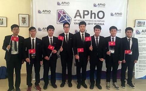 Việt Nam đăng cai tổ chức Olympic Vật lý Châu Á lần thứ 19 - ảnh 1