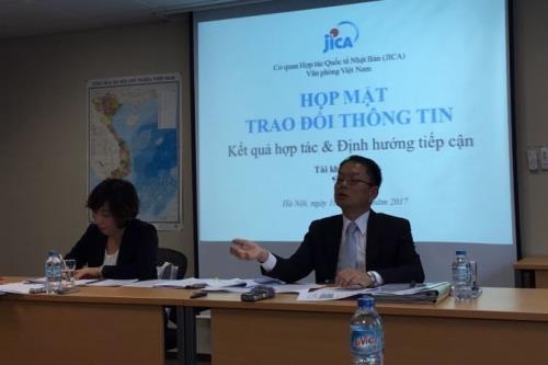 JICA tiếp tục nỗ lực hợp tác với Việt Nam - ảnh 1