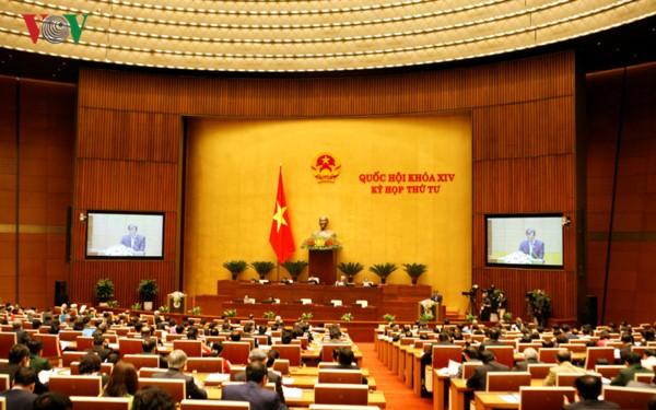 Quốc hội bước vào tuần làm việc thứ 3 - ảnh 1
