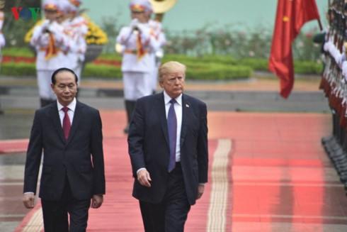 Toàn văn Tuyên bố chung Việt Nam - Hoa Kỳ - ảnh 1