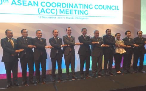 Hội nghị cấp Bộ trưởng Ngoại giao trù bị cho Hội nghị Cấp cao ASEAN lần thứ 31 - ảnh 1