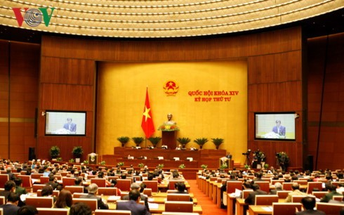 Quốc hội bàn về cơ chế, chính sách phát triển thành phố Hồ Chí Minh - ảnh 1
