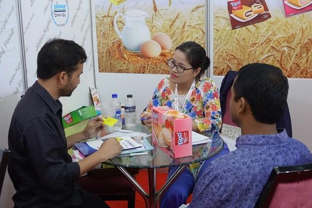 Hội chợ thực phẩm Bangladesh - ảnh 4