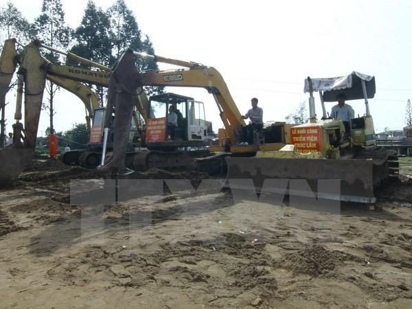 Khởi công xây dựng Thiền viện Trúc Lâm Sóc Trăng - ảnh 1