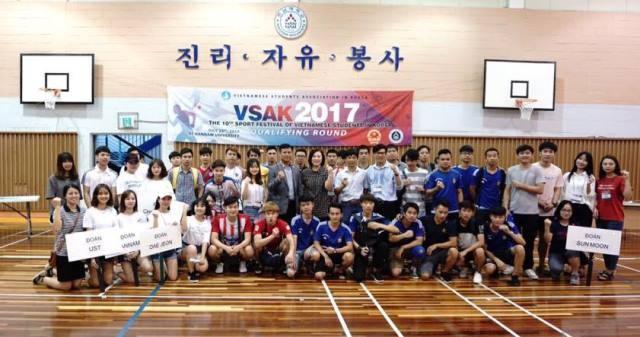 Năm 2017 – một năm sôi động của phong trào sinh viên Việt Nam tại Hàn Quốc - ảnh 5